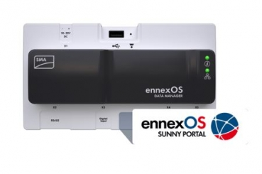 SMA Data Manager M Lite powered by ennexOS EDMM-10.A